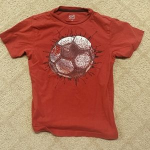 Old Navy Soccer Ball Graphic T-Shirt
